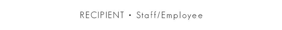 Staff/Employee