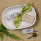 Originals Flashlight Key Chain with Choice of Ribbon Color!