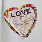 Loving Life Memo Board