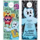 Ghostly Halloween with Mini Nerds attached