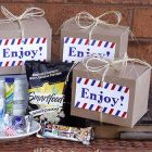 Special Delivery Snacks without Gift Tags