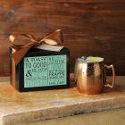 Copper Mug Toast