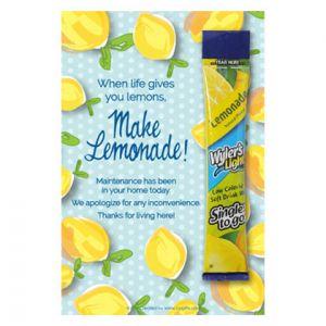 Make Lemonade!