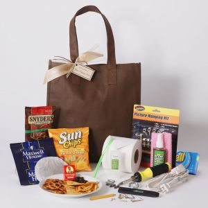 Carried Away Tote with Extension Cord and more