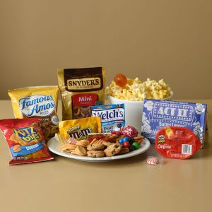 New! Custom Choice Snacks