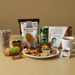 NEW! Custom Choice Finer Snacks