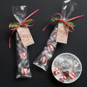 Holiday Sweet Sleeves without Gift Tags