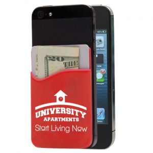 Removable Phone Card Holder