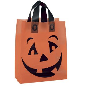 Frosted Pumpkin Tote