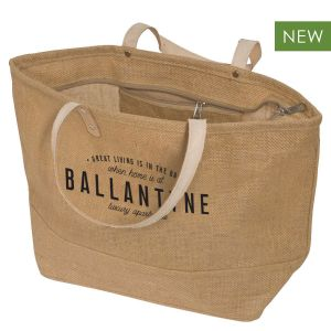 The Hamptons Jute Tote