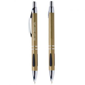 Executive Brushed Metal Pen