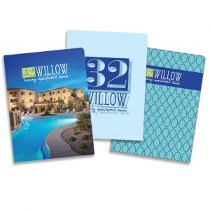 Full Color Printed Folders