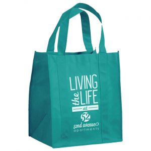 Nonwoven Shopper Tote Bag