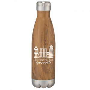 Woodtone Stainless Steel Bottle