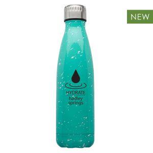 17 Oz. Speckled Water Bottles