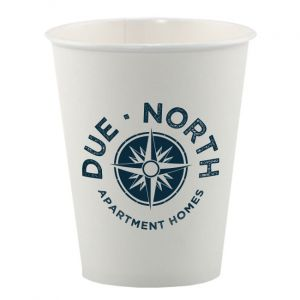 Hot/Cold Paper Cups, 8 oz.