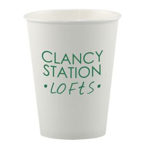 Hot/Cold Paper Cups, 12 oz.