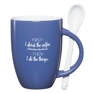 The Spooner Mug