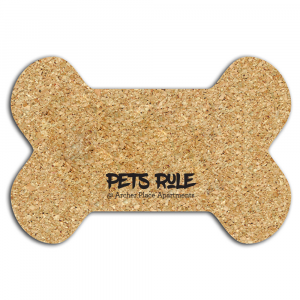 Bone-Shape Dog Mat