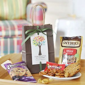 All Season Snacks without Gift Tags