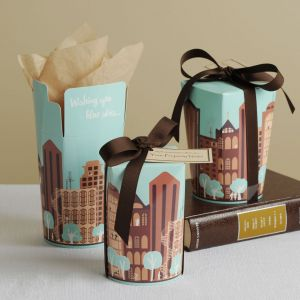 Skyline Snacks without gift tags