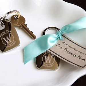 Live Well Key without Box with Engraving