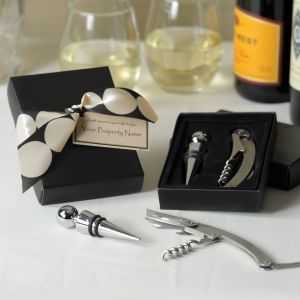 Uptown Wine Buff Gift Set