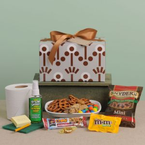 Woodlands Snacks & Essentials without gift tags