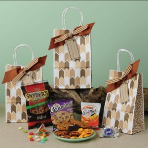 Woodlands Snacks without Gift Tags