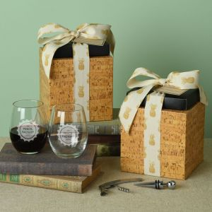 Uncork & Unwind with Wine Set with Imprinting