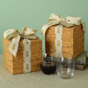 Uncork & Unwind without Wine Set with Imprinting