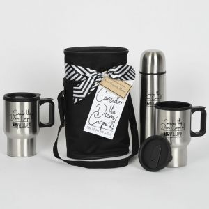 Carpe Diem Travel Set with Imprinting