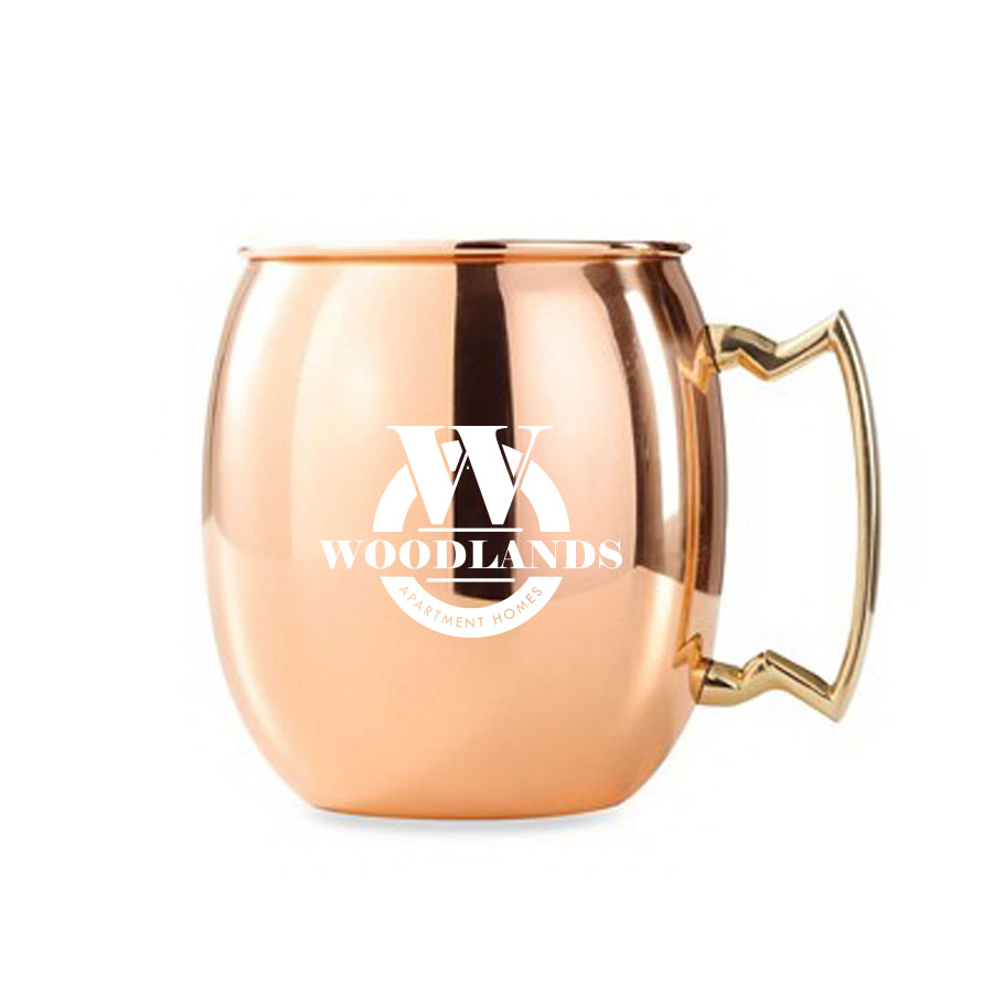 Copper Mug Toast with Imprinting image