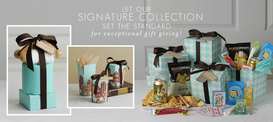 Signature Collection of Apartment Gifts