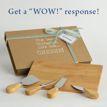 "Get a ""WOW!"" Response!"